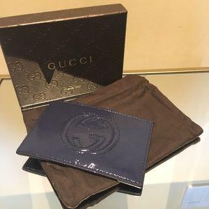 Gucci—'soho' cardcase